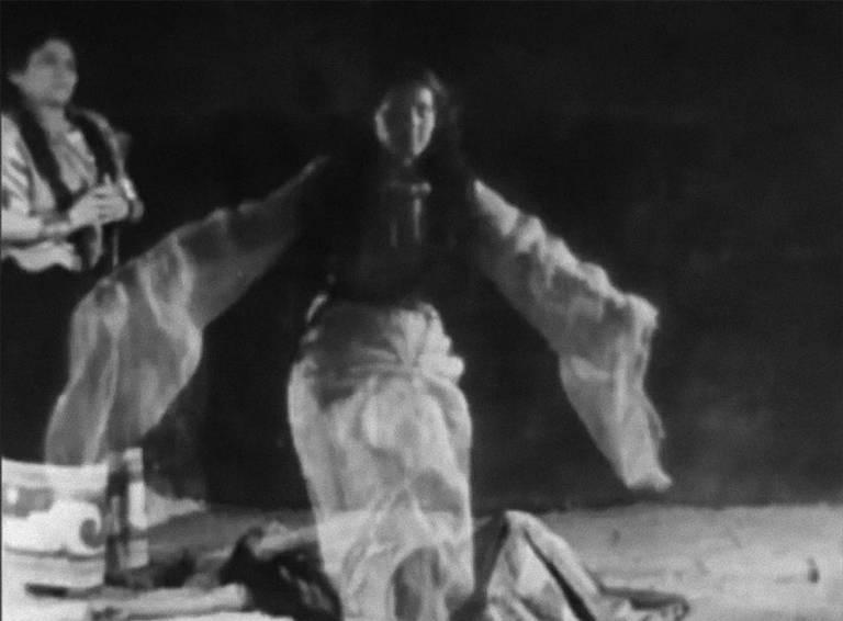 Escena película La Llorona de 1933