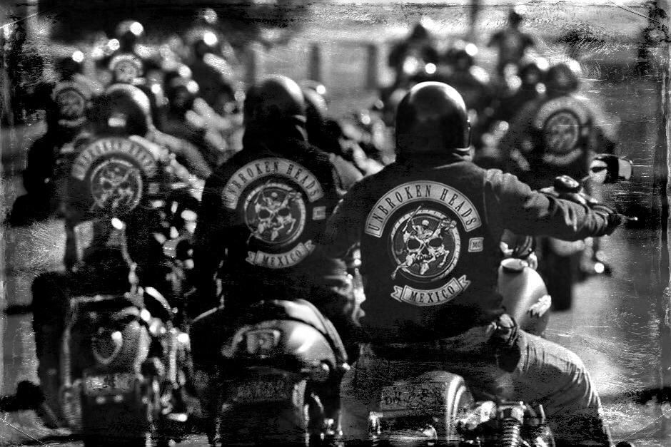Unbroken Heads Motoclubs