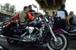 Motoclub en aniversario 110 Harley Davidson