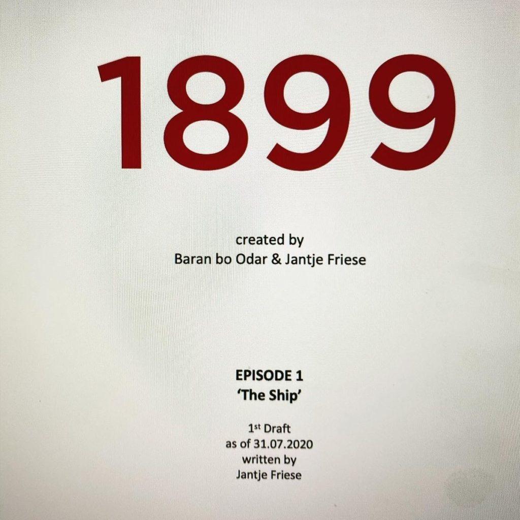 script chapter 1 -1899 Netflix