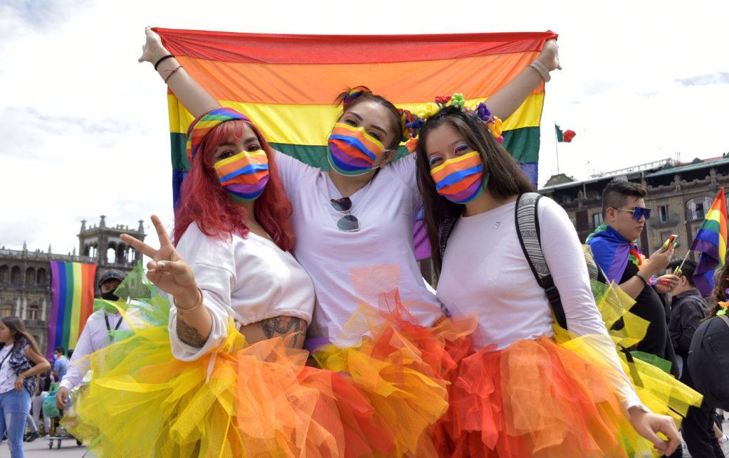 AMISTAD ES AMIGO LGBTTTIQ+