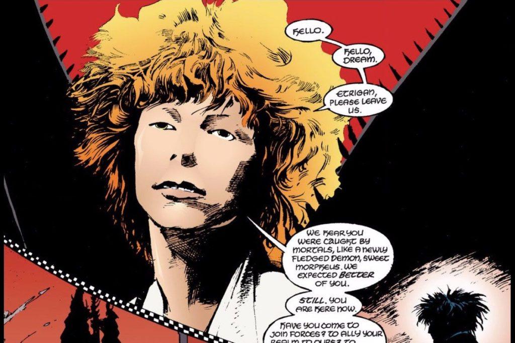 Lucifer David Bowie