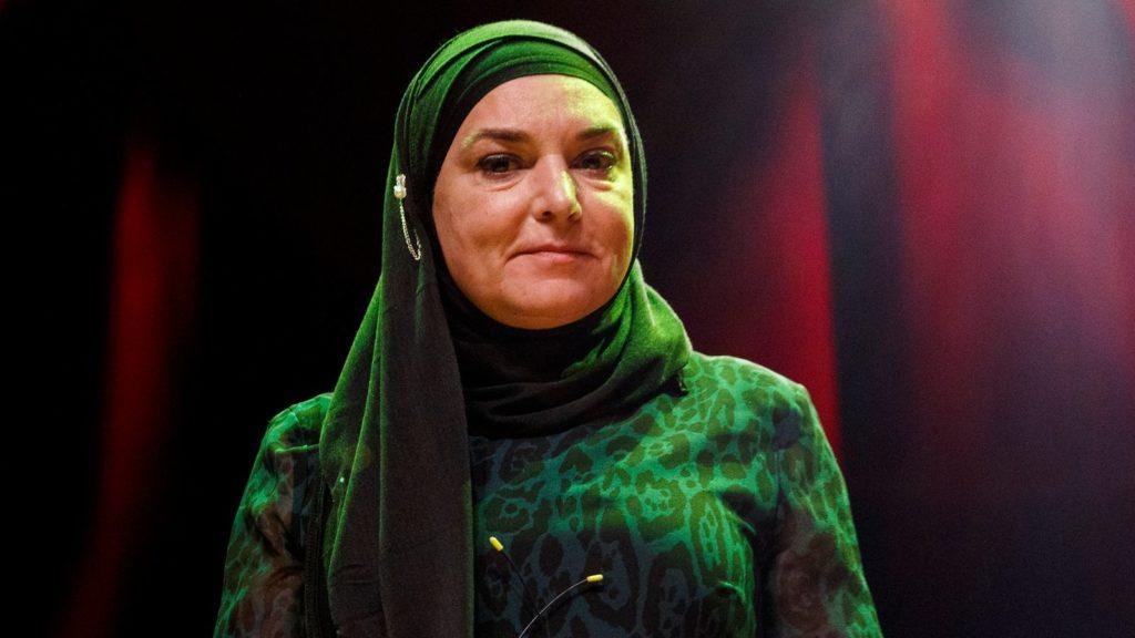 Sinead con hiyab