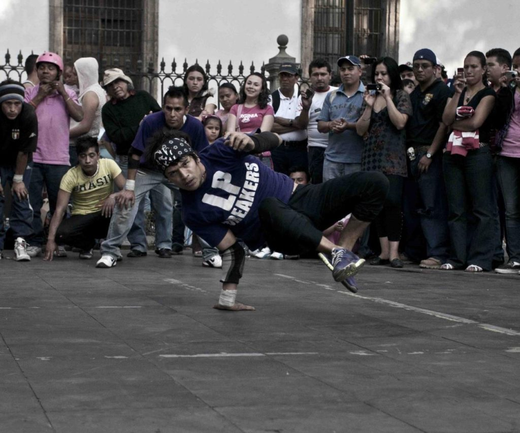 b-boys street dance