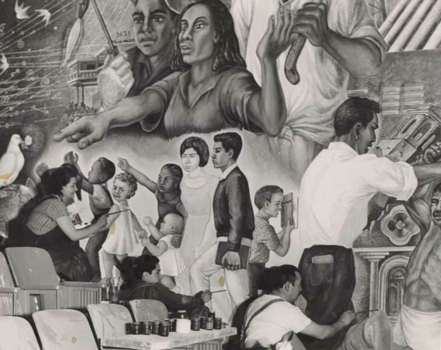 PRESENCIA DEL MAESTRO EN LA HISTORIA DE MÉXICO, PROCESO