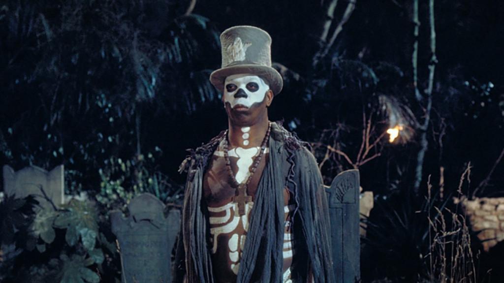 Baron Samedi, predilecto de la magia y ocultismo en el cine
