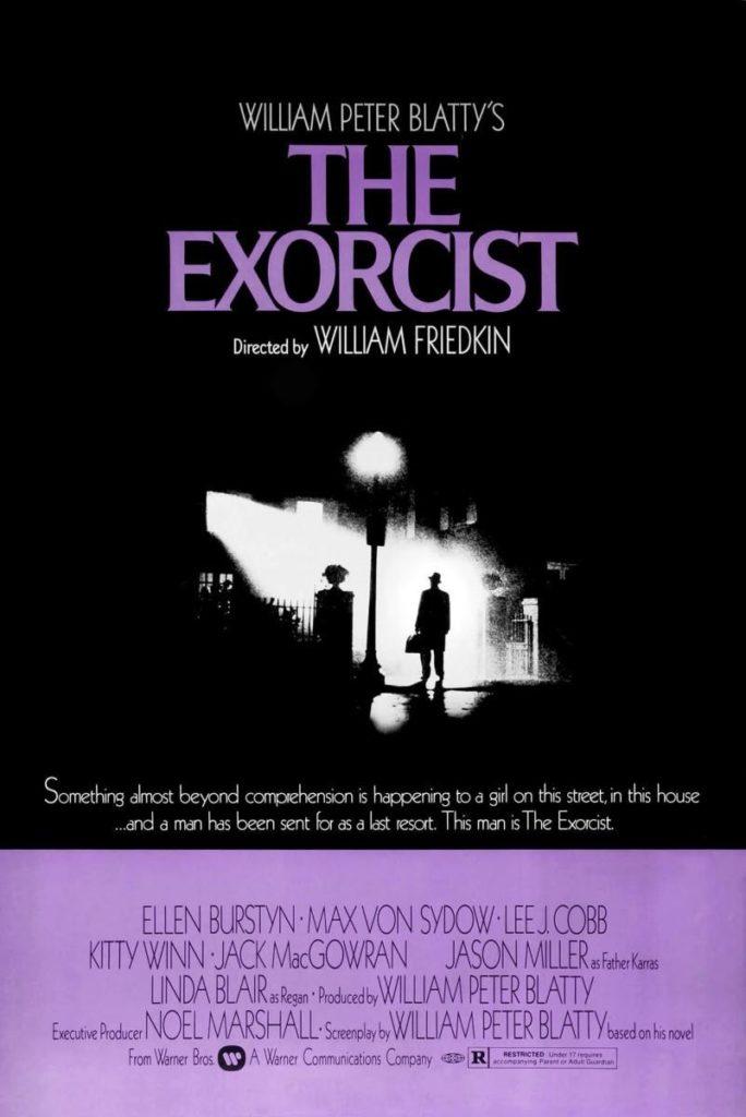 Póster de El Exorcista