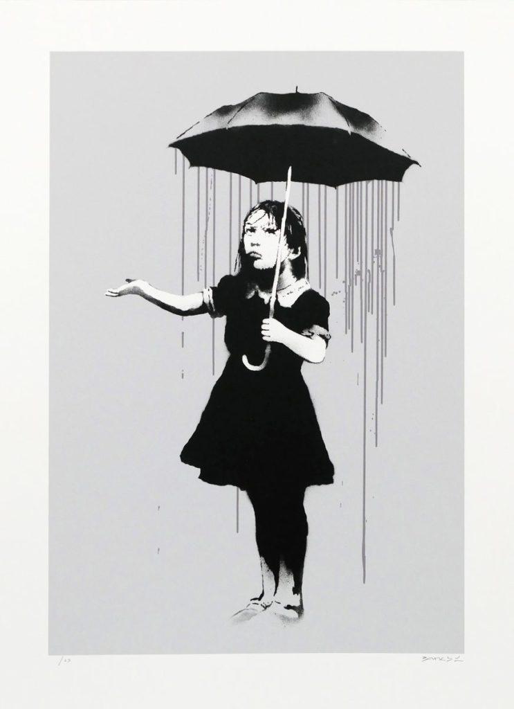 Banksy sin derechos sobre Nola