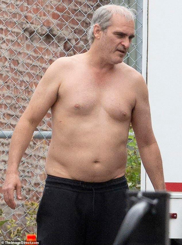 Joaquin Phoenix aumentó de peso para Disappointment Blvd