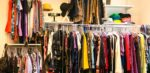 stock de ropa