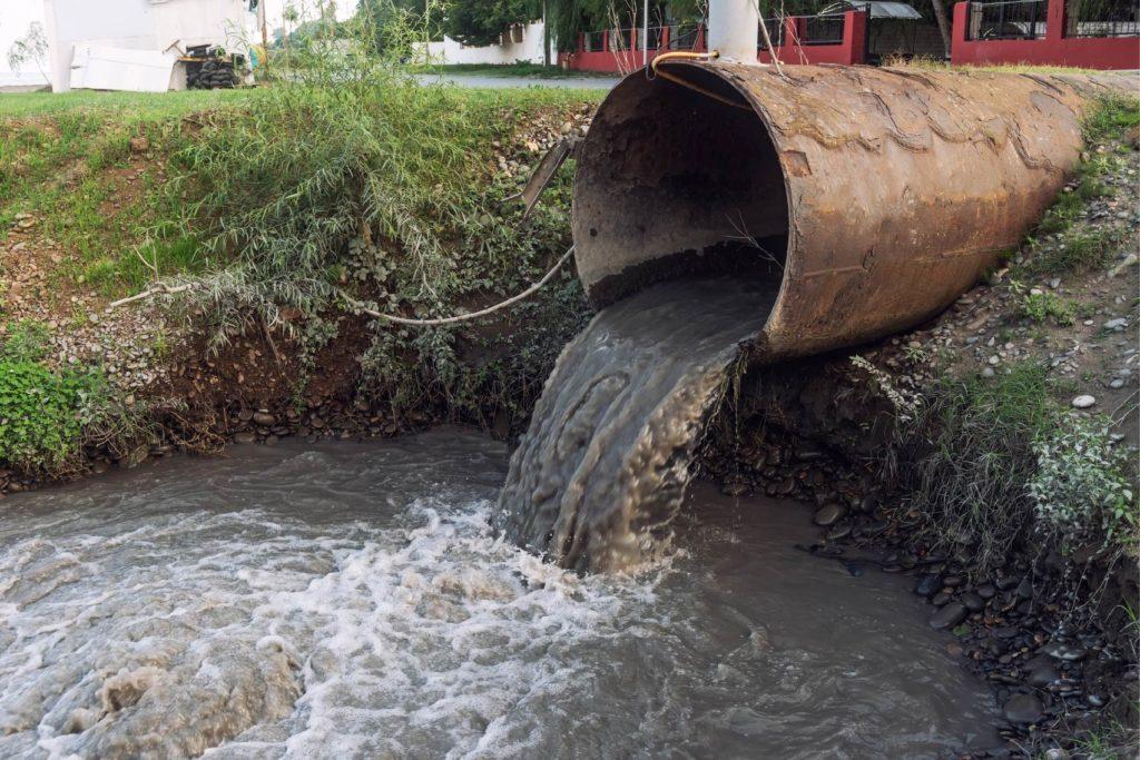 contaminación ambiental de los ríos