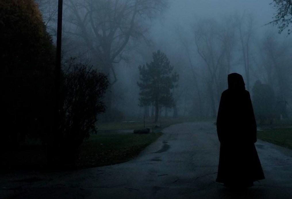 escena de Wraith, película 2017