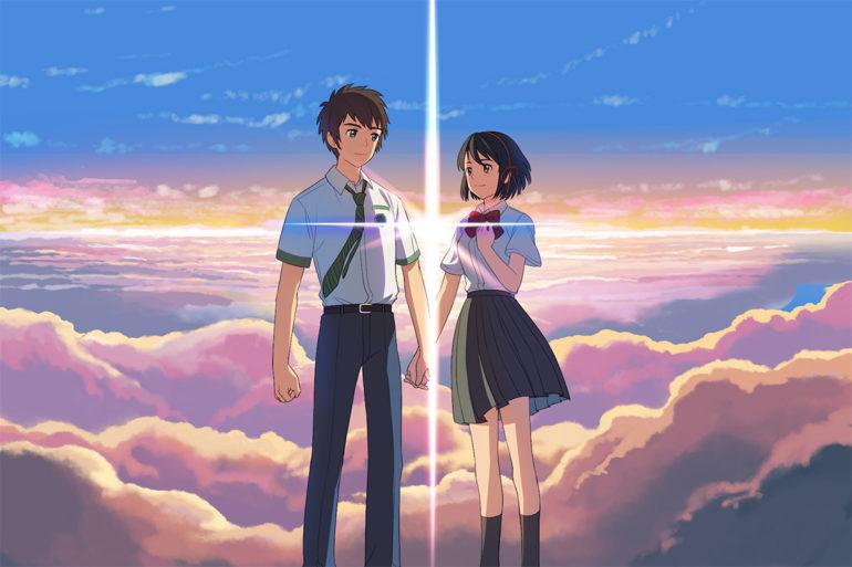 Your Name, de los animes más reconocidos mundialmente