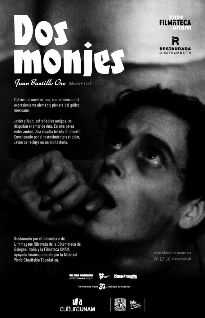 Poster de Dos Monjes