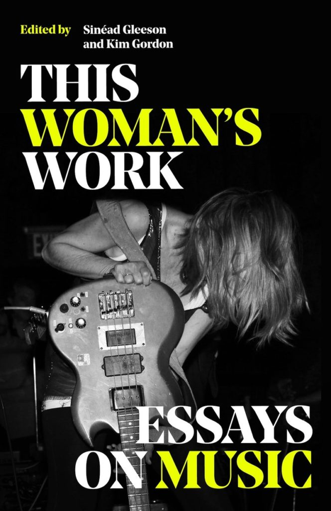 Portada del libro This Woman's Work: Essay On Music