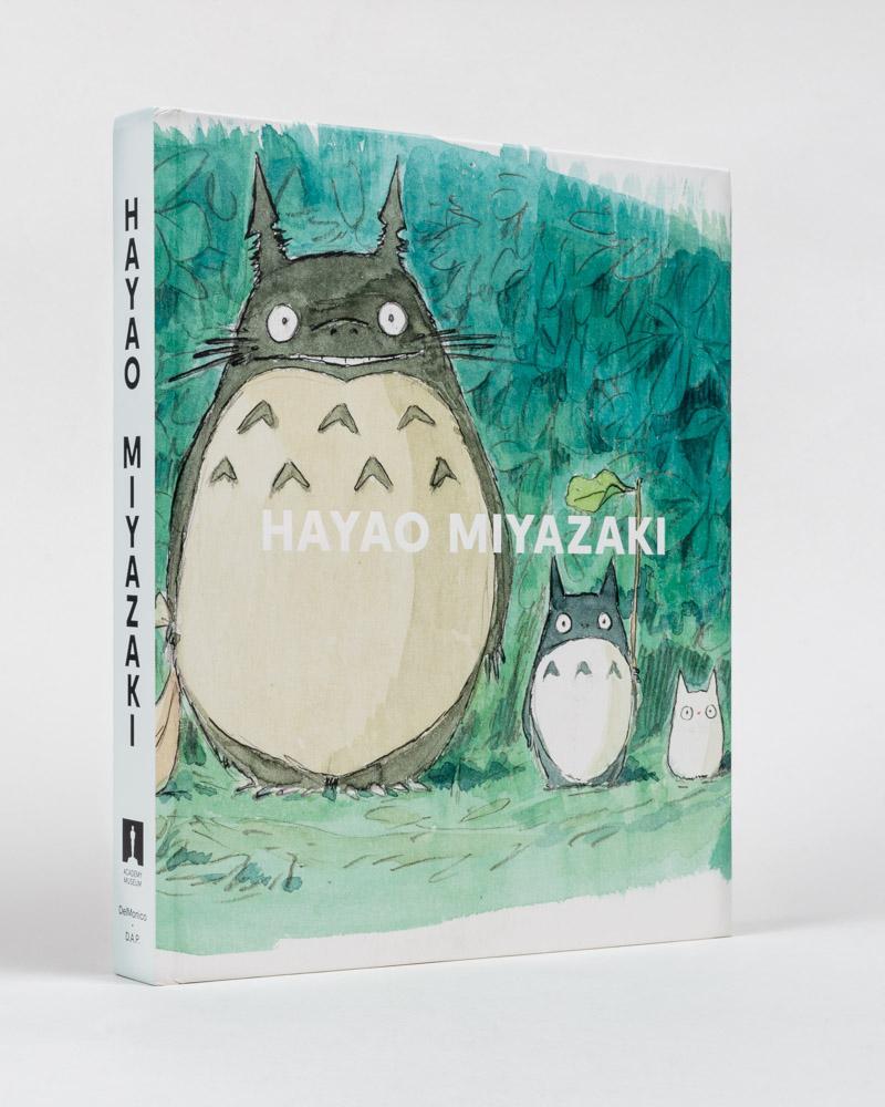 Libro sobre Hayao Miyazaki