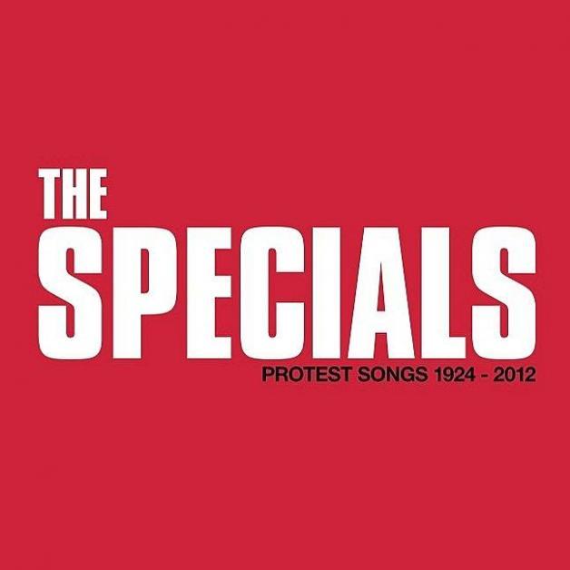 Portada disco Protest Songs The Specials