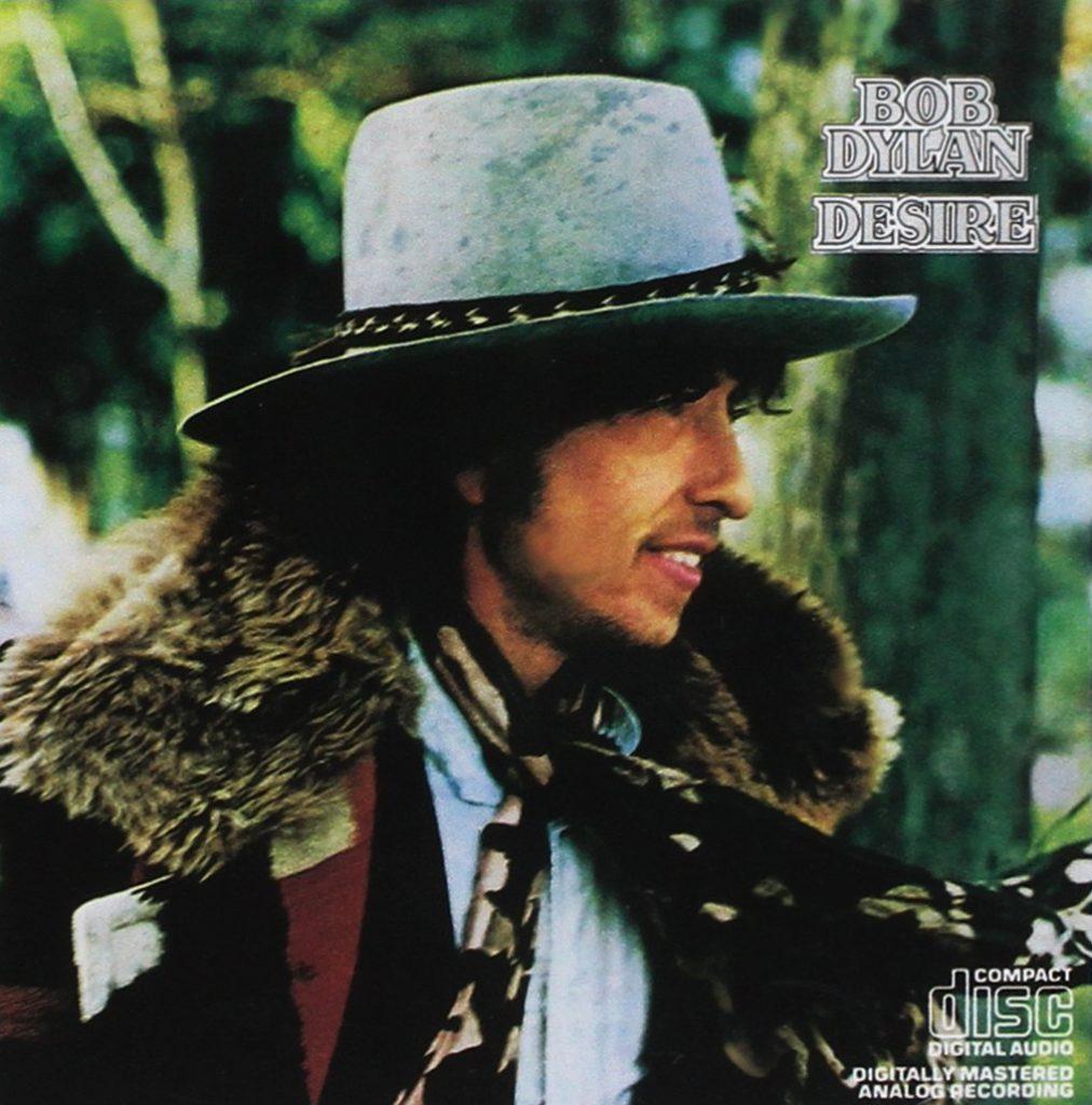 Álbum Desire de Bob Dylan, influencia para Alex Turner