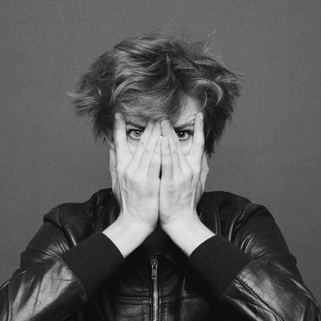 David Bowie retratado por Masayoshi Sukita