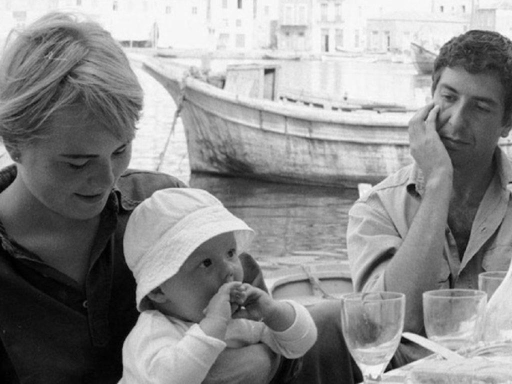 escena de Marianne & Leonard