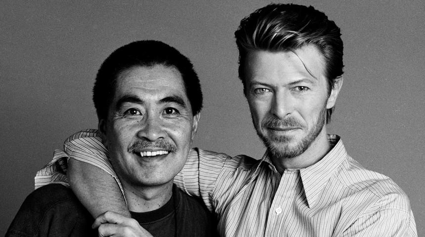 Masayoshi Sukita y David Bowie