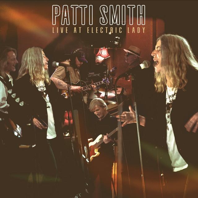 Portada EP Live at Electric Lady de Patti Smith