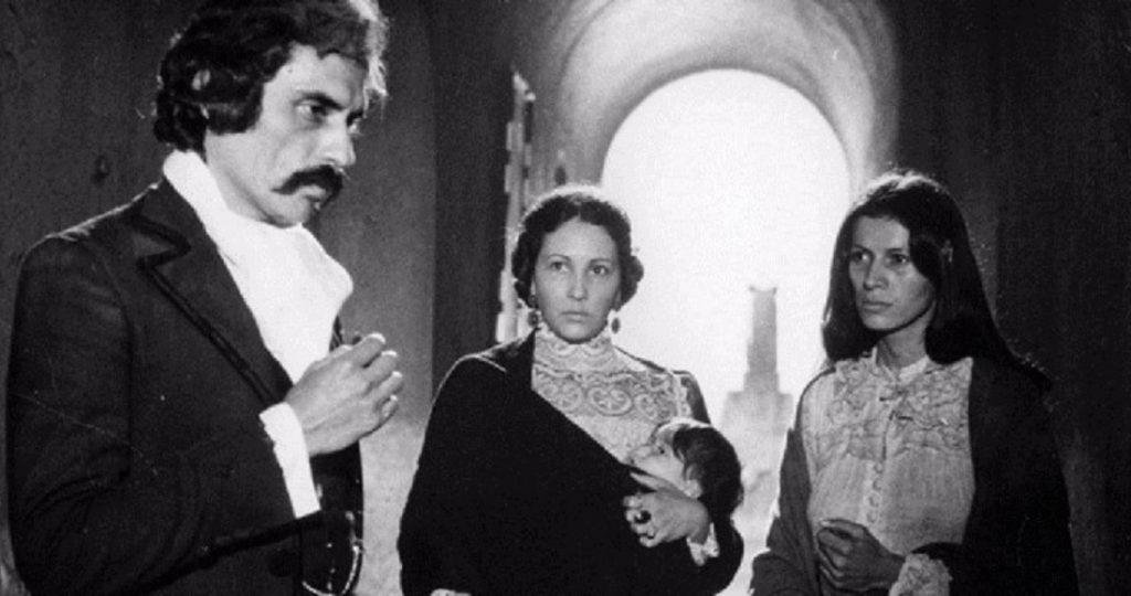 Película El hombre de la media luna, pedro páramo 1977