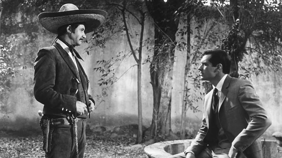 Escena Película Pedro Páramo 1967