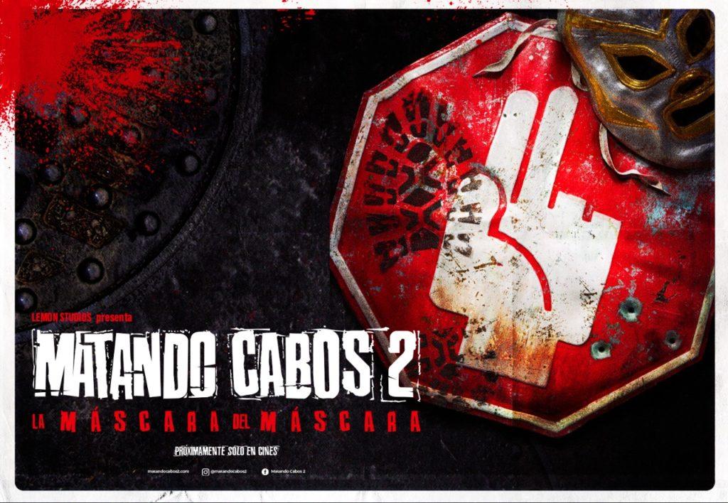 Poster de Matando Cabos 2