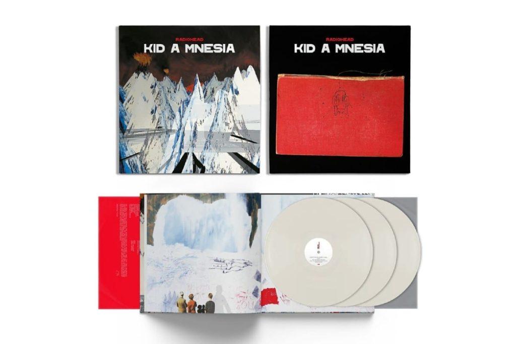 Vinyl especial Kid A Mnesia