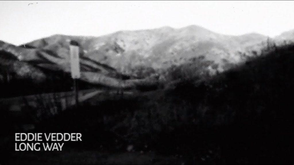 Long Way, nueva canción de Eddie Vedder solista