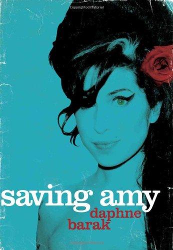Saving Amy, libro de Daphne Barak
