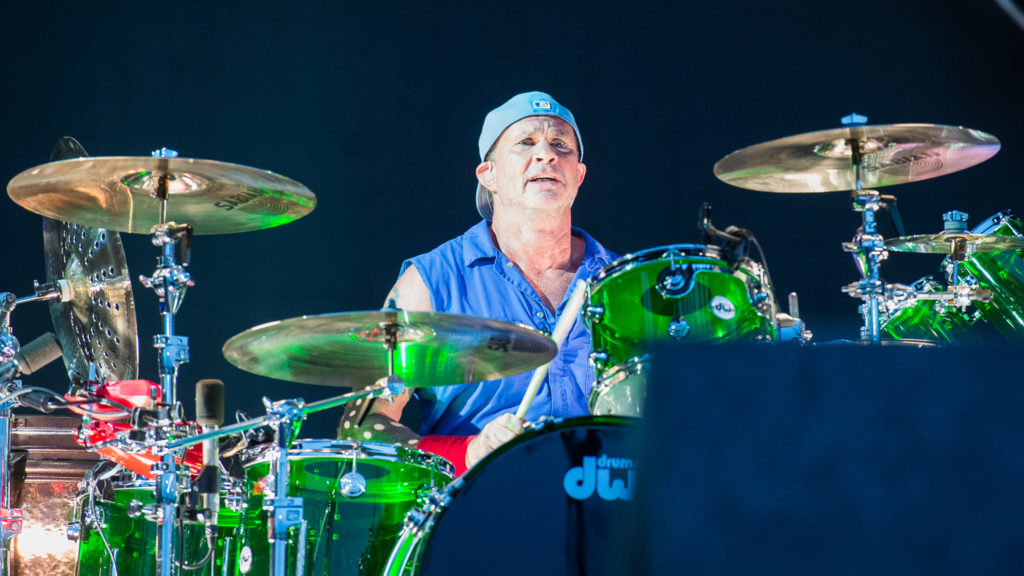 Chad Smith, Red Hot Chili Peppers